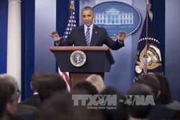 Tổng thống Obama tự tin tuyên bố có thể thắng cử nhiệm kỳ 3
