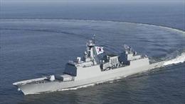 Hàn Quốc thuê Hyundai lên kế hoạch đóng 6 tàu chiến mới