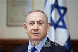 Thủ tướng Netanyahu đề nghị Tổng thống Israel gia hạn thời gian thành lập chính phủ mới