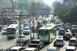 Xe buýt nhanh Hà Nội sắp lăn bánh