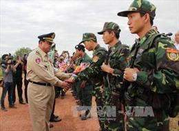 Giao lưu hữu nghị biên giới Việt Nam - Campuchia lần thứ nhất