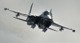 Quân khu Miền Đông Nga có thêm máy bay ném bom Su-34