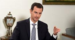 """Quan hệ Mỹ-Nga là """"chìa khóa"""" giải quyết xung đột Syria"""