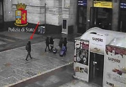 Hành trình cuối cùng của nghi phạm khủng bố tại Berlin
