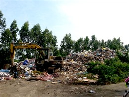 Doanh nghiệp ngang nhiên xả thải bẩn ra môi trường