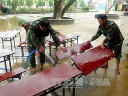 Tiếp nhận gần 35 tỷ đồng hỗ trợ vùng lũ Quảng Ngãi