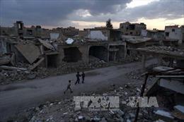 Thảo luận về thỏa thuận ngừng bắn ở Syria