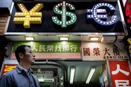 Đầu năm, Trung Quốc siết hoạt động mua ngoại tệ cá nhân
