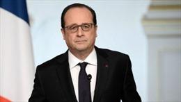 Tổng thống Pháp thăm Iraq