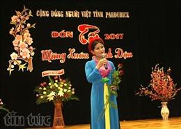 Người Việt ở Séc: Dẫu khó khăn vẫn có Xuân an vui