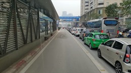 Xe buýt nhanh BRT đã vận hành nhanh hơn buýt thường