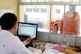 Tỷ lệ bao phủ bảo hiểm y tế toàn quốc đạt 81,7% dân số