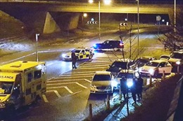 Một người đàn ông bị cảnh sát Anh bắn chết