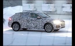 Paparazzi chộp cảnh Audi Q8 thử nghiệm trong băng tuyết Phần Lan