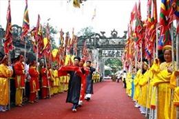 Chính sách bảo tồn lễ hội truyền thống
