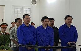 44 năm tù giam cho các đối tượng mua bán vũ khí, chất nổ trái phép