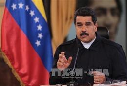 Tổng thống Venezuela cam kết làm thất bại mọi âm mưu chống phá