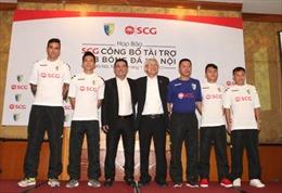 CLB Bóng đá Hà Nội có nhà tài trợ chính