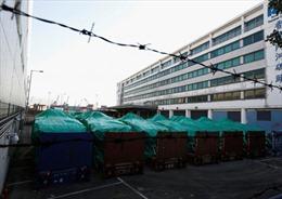 Chính phủ Singapore sẽ bị chất vấn về vụ 9 xe thiết giáp