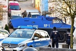 Đức phát hiện 100 kg chất nổ nghi nhóm cực hữu chuẩn bị tấn công