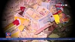 Nghiêm trị hành vi làm xấu hình ảnh đồng tiền Việt Nam
