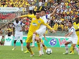 """FLC Thanh Hóa - Sông Lam Nghệ An: """"Cuộc chiến"""" của duyên và nợ"""