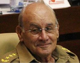 Mắc bệnh mãn tính, Bộ trưởng Nội vụ Cuba qua đời