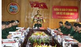 Quân khu 5 xây dựng nền quốc phòng toàn dân gắn với thế trận an ninh nhân dân