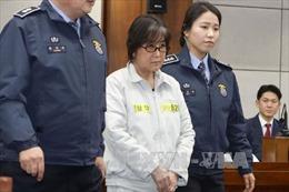 Bạn thân Tổng thống Hàn Quốc bị cáo buộc tham nhũng