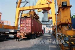 Thu ngân sách trong lĩnh vực hải quan của Hải Phòng giảm hơn 12%