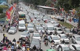 Hà Nội đề xuất thu phí xe máy, ô tô đi vào khu vực có nguy cơ ùn tắc