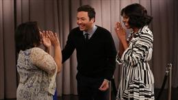 Trái tim bà Michelle Obama 'tan chảy' vì muôn vạn lời cám ơn