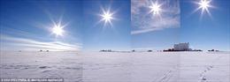 10 ngày quần nhau với băng giá 'bò' lên Nam Cực