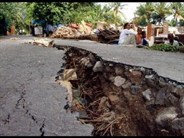 Động đất mạnh tại Fiji, chưa có cảnh báo sóng thần