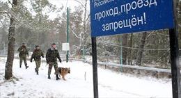 'Học' ý tưởng ông Trump, Litva sẽ xây hàng rào dọc biên giới với Nga