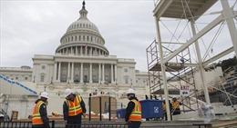 Mỹ tăng cường an ninh cho lễ nhậm chức tổng thống mới