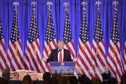 Tổng thống đắc cử Mỹ ra điều kiện nới lỏng trừng phạt Nga