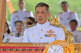 Nhà vua Thái Lan có quyền chỉ định quan nhiếp chính từ hôm nay