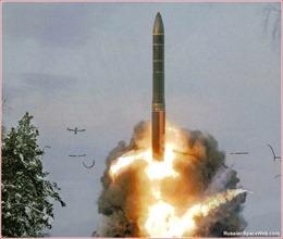 Nga thử nghiệm phóng thành công tên lửa đạn đạo Topol-M