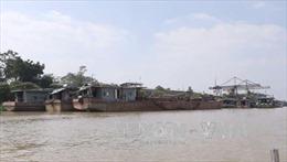 Các bến đường thủy từ Quỳnh Phụ (Thái Bình) sang tỉnh Hải Dương hoạt động trở lại