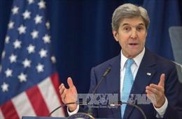 """Ngoại trưởng Mỹ John Kerry kêu gọi EU """"tin tưởng chính mình"""""""