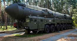 Nga tập trận với hệ thống tên lửa di động Yars