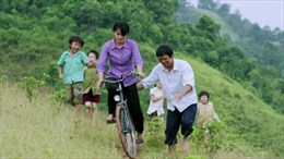 """Phim """"Cha cõng con"""" giành giải thưởng quốc tế"""