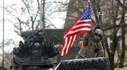 Litva và Estonia ký thỏa thuận 'bước ngoặt' về lính Mỹ