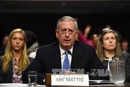 Rời quân ngũ sớm, tướng Mattis vẫn được ủng hộ làm Bộ trưởng Quốc phòng