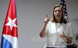 Cuba lần đầu lên tiếng về bình luận của ông Trump