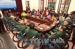 1.000 xe lăn tặng thương binh và người khuyết tật