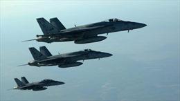 Mỹ không kích tiêu diệt thủ lĩnh Al-Qaeda ở Syria