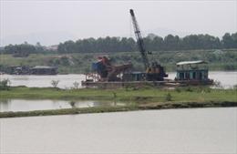 Việc dừng dự án nạo vét không liên quan việc tàu bị mắc cạn trên sông Cầu