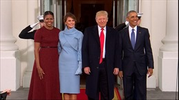 Chương trình lễ nhậm chức Tổng thống Mỹ bắt đầu